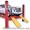 Подъемник четырехстоечный электро гидравлический, под сход/развал на 5.5т.  - Изображение #4, Объявление #375072