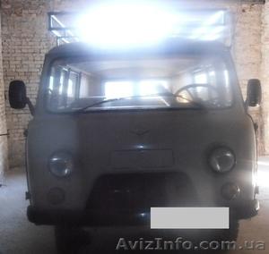 Продаем грузопассажирский автомобиль УАЗ 39099, 2002 г.в. - Изображение #1, Объявление #1508968