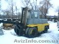 Погрузчик Львовский 4681