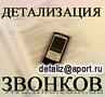 Услуга Детализация звонков с оплатой по факту выполнения (В Луганской области)