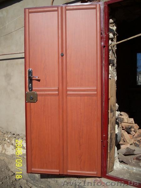 стальные двери элит класса