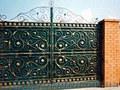 Ворота раздвижные