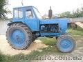 Сельско-хозяйственная техника(Трактор МТЗ-5)