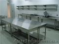 Производство мебель из нержавеющей стали на заказ: столы,  мойки,  полки,  стеллажи