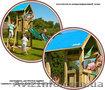 Детский игровой комплекс для улицы с горкой и песочницей - Изображение #3, Объявление #1054447