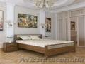 Кровать деревянная Афина 200x160 буковый щит (Эстелла,  Украина)