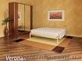 Кровать металлическая Верона 200x160 (Метакам,  Украина)