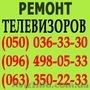 Ремонт телевизоров в Луганске. Мастер по ремонту телевизора на дому Луганск.