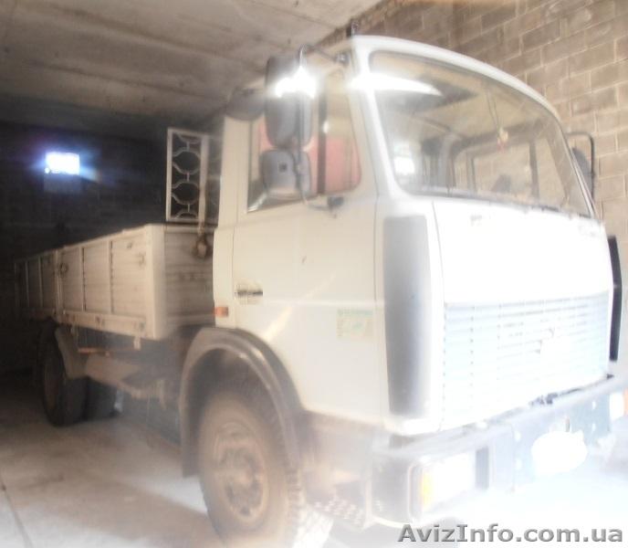 Продаем грузовой бортовой автомобиль МАЗ 533702, 2003 г.в., Объявление #1510792