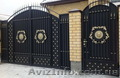 Ворота на заказ в Луганске